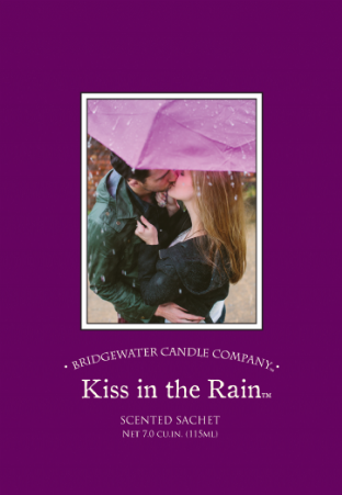 Bridgewater Candle Company Kiss in The Rain Scented Envelope Sachet